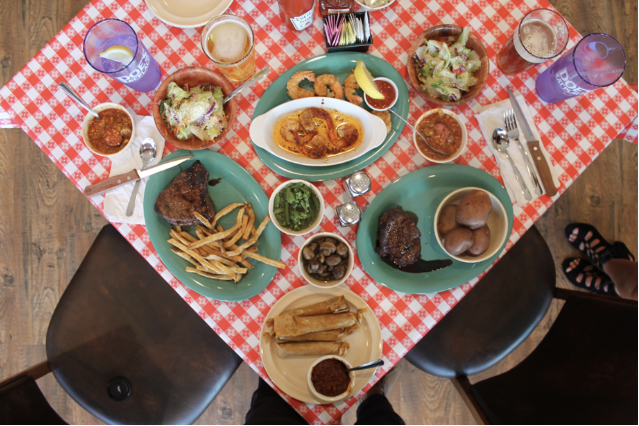 Doe's Eat Place, Springfield, MO