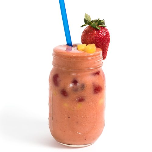 Ambrosia Wave smoothie from MaMa Jean's Natural Market