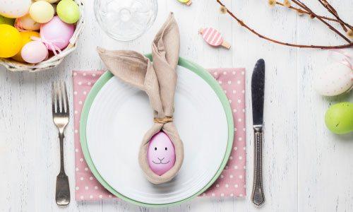 Easter Bunny Brunch Buffet