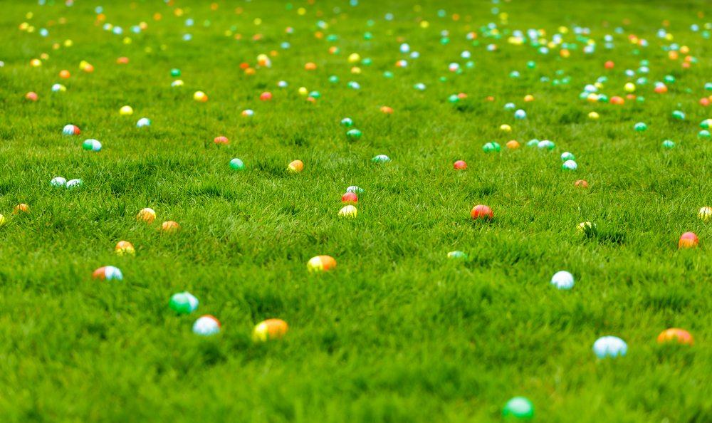 Easter Egg Hunt at Rutledge-Wilson Community Farm Park