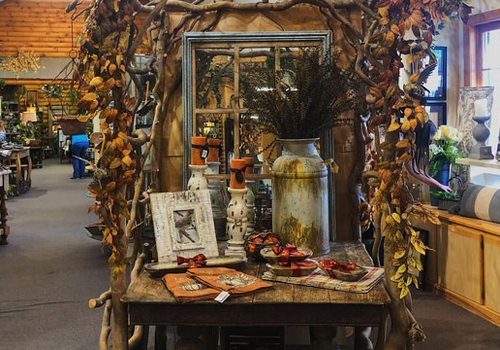 Fall Decorations Shop