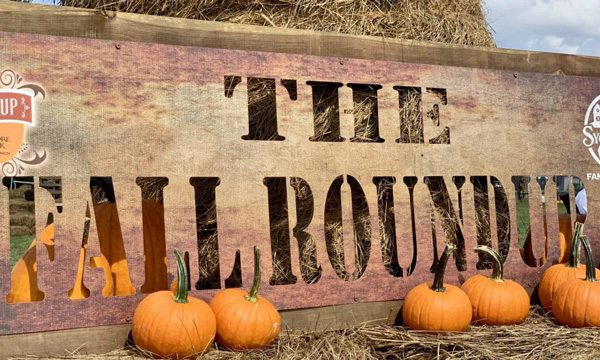 The Roundup Sign