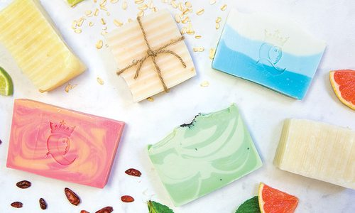 Lather Up with Five Local Soap Brands We Love