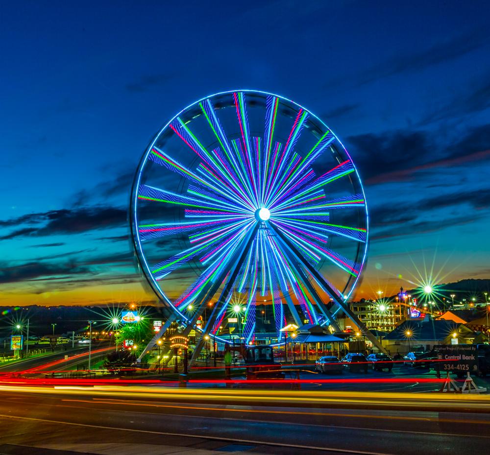 Ferris Wheel in Branson, MO