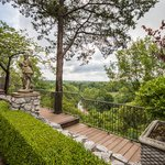 Slider Thumbnail: Bob Noble's Estate Overlooking Ozark's Finley River