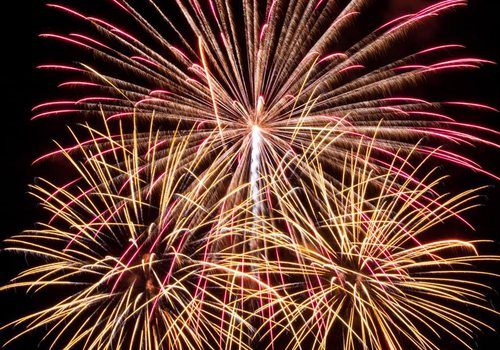 66th Annual Hollister Fireworks Celebration