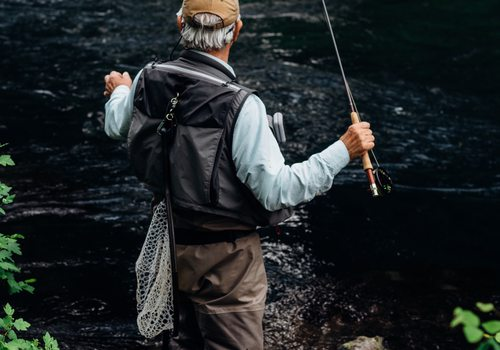Fly Fishing and Distillery with 37 North Expeditions