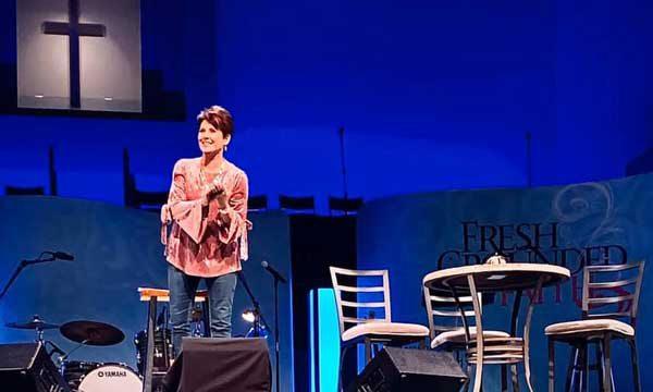 Fresh Grounded Faith Speaker