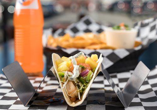 Tinga Tacos Serves Creative Late-Night Fare