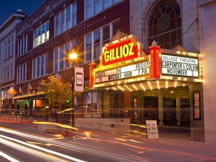 Rocky Horror Picture Show at the Gillioz Theatre in Springfield MO