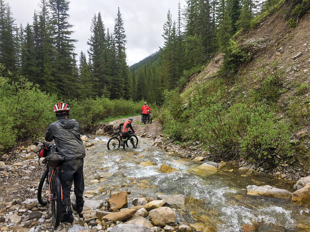 bike the great divide