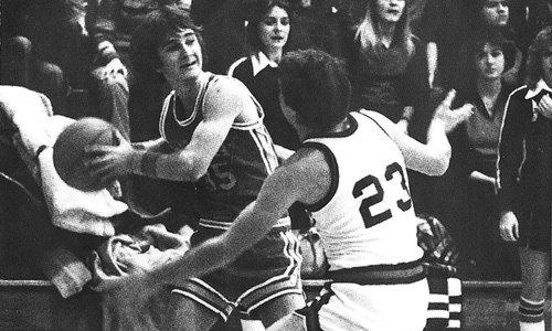 Greg Burris's Heroic Basketball Tale