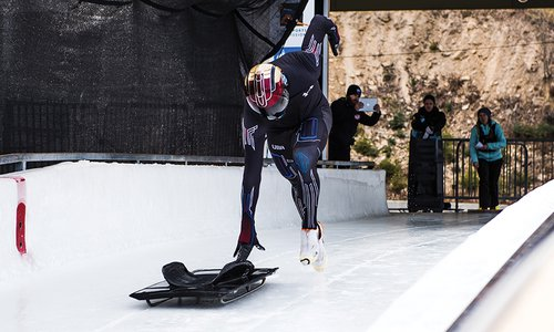 Rogersville's Greg West Races to the Winter Olympics