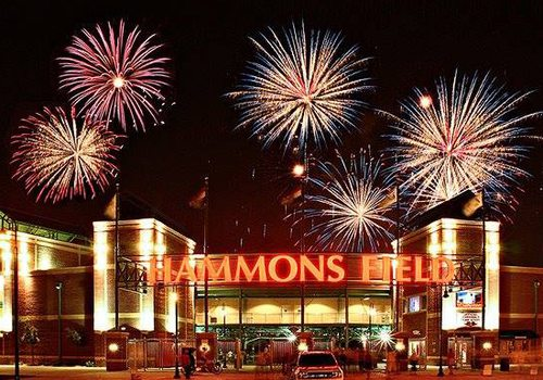 4th of July at Hammons Field