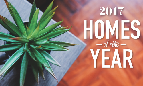 Homes of the Year 2017