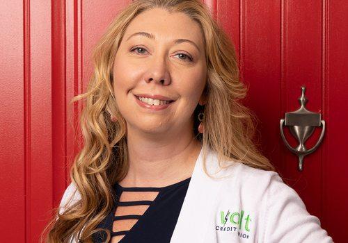 Loretta Roney, CEO of Volt Credit Union