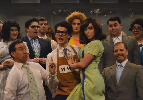 How To Succeed In Business Musical Still Succeeds