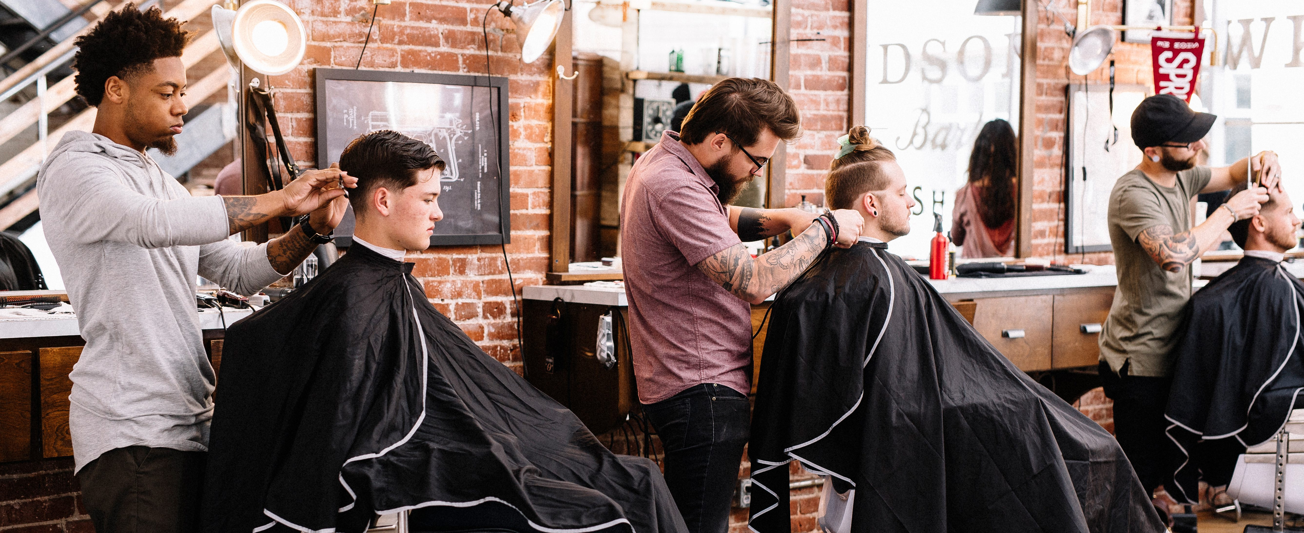 5 Best Barber Shops In Springfield