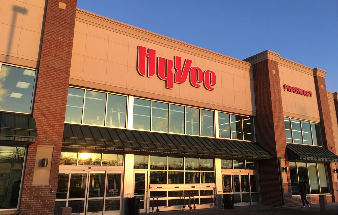 A second Hy-Vee will open in Springfield MO on East Sunshine Street