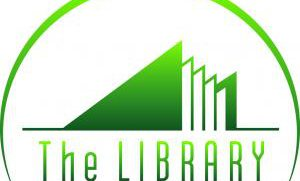 The Library logo image