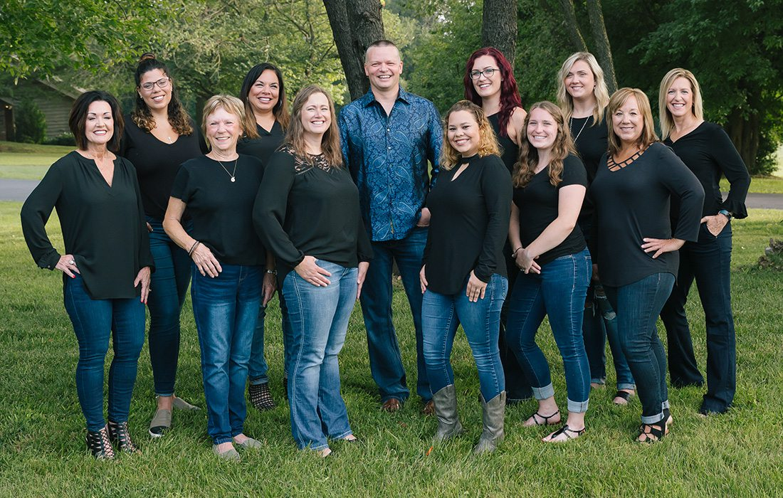 iTooth Family Dentistry staff in Springfield MO