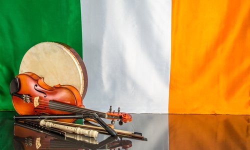 Irish Music Night