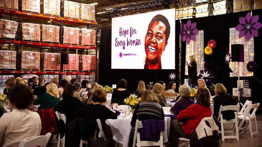 International Women's Day Luncheon