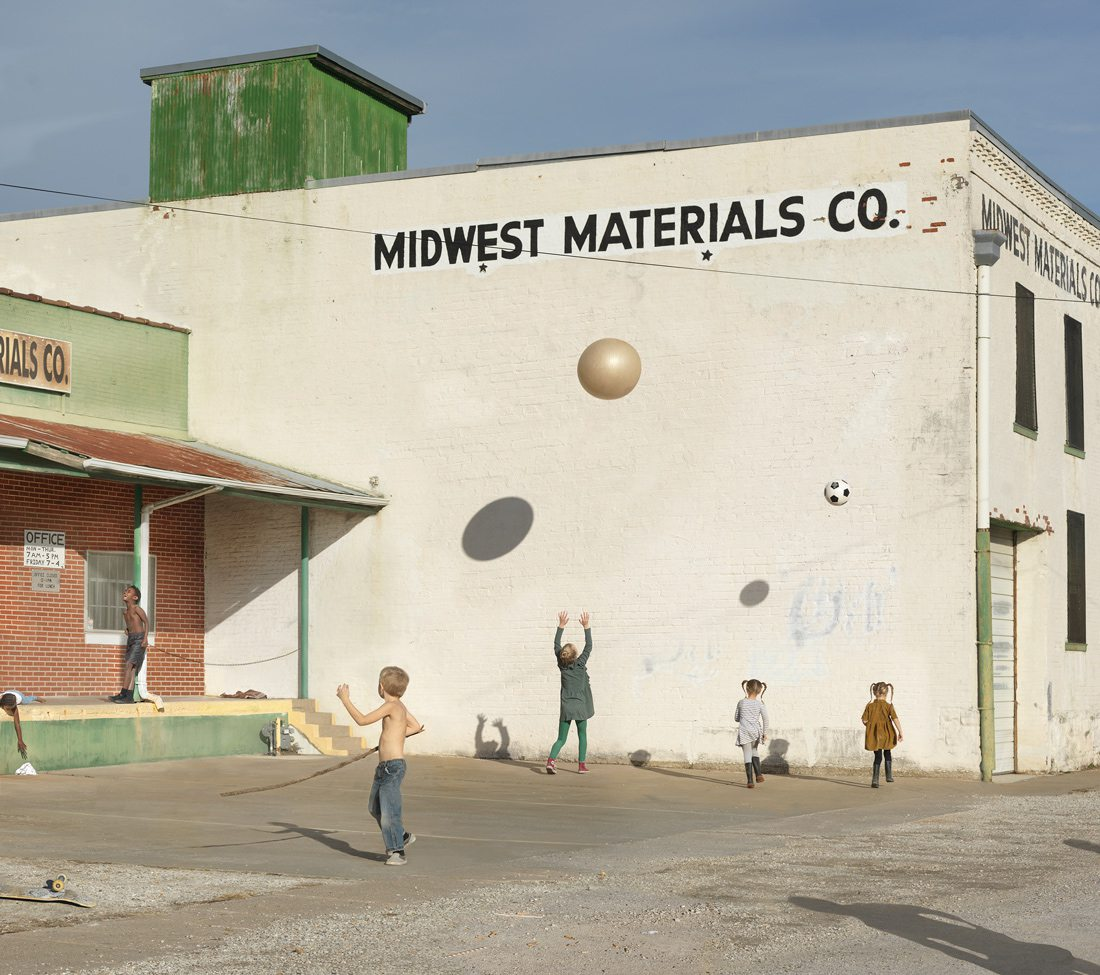 Julie Blackmon Midwest Materials