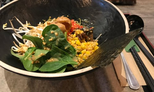 Karai Ramen + Handroll Opens on Republic Road