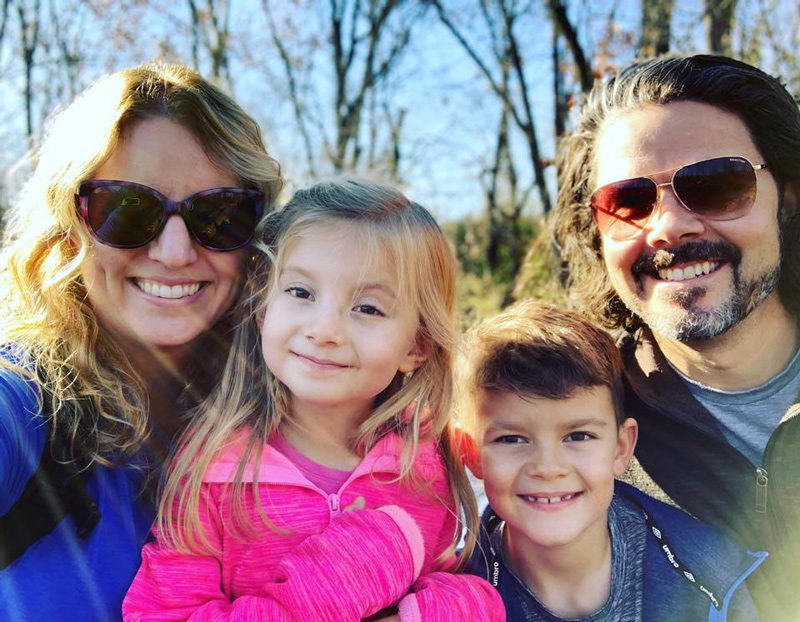 Karen and John McQueary Family of Hotel Vandivort in Springfield MO