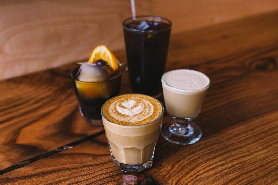 Coffee from Kingdom Coffee