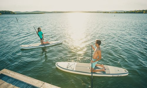 Quiz: What lake activity suits your personality?