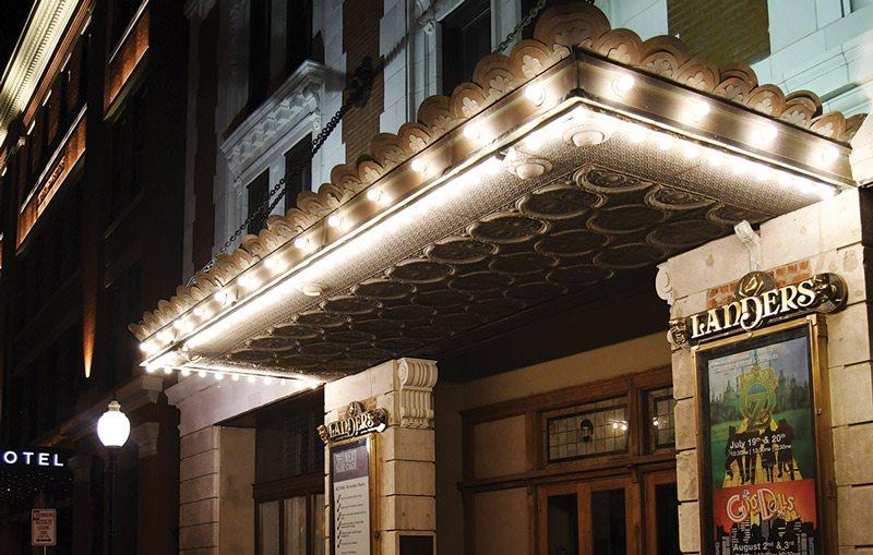 Springfield Little Theatre/Landers Theatre in Springfield, MO