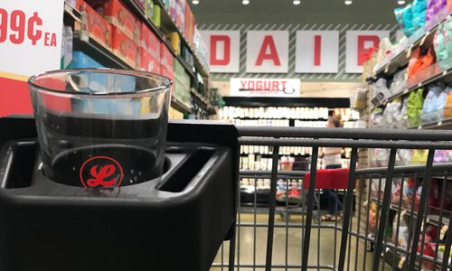 The Grocery Store Bar Crawl