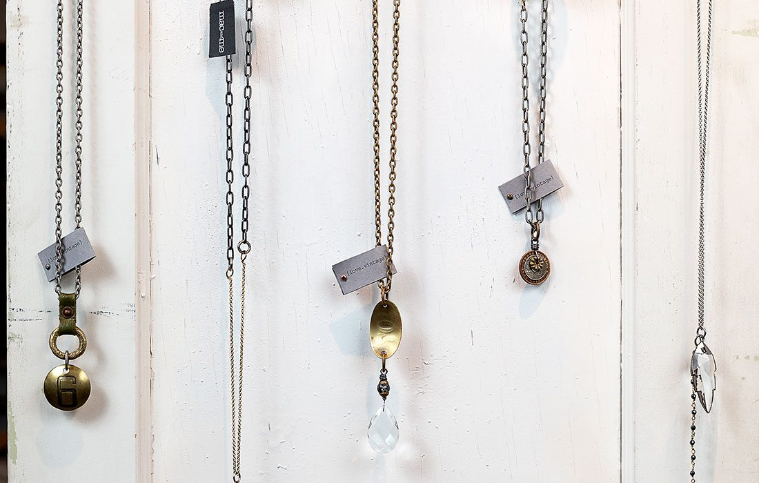 jewelry at mainstream boutique