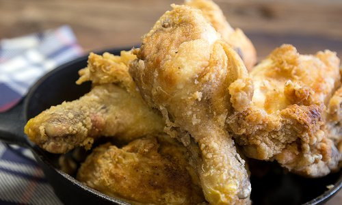 Joan Whitaker's Fried Chicken