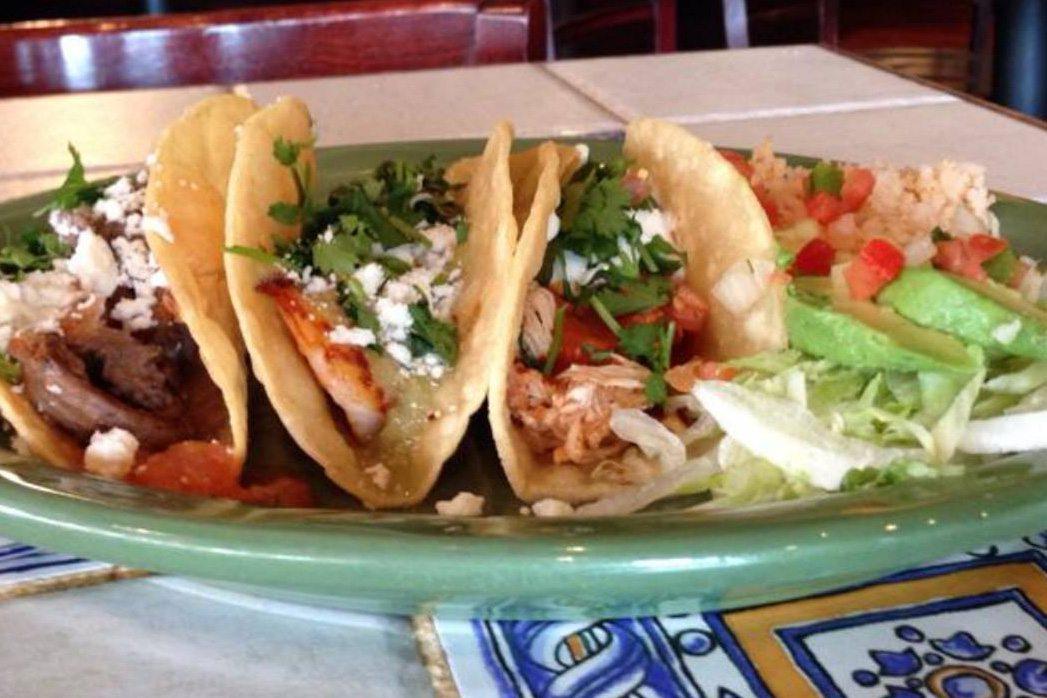 Tacos at Maria's Mexican Restaurant