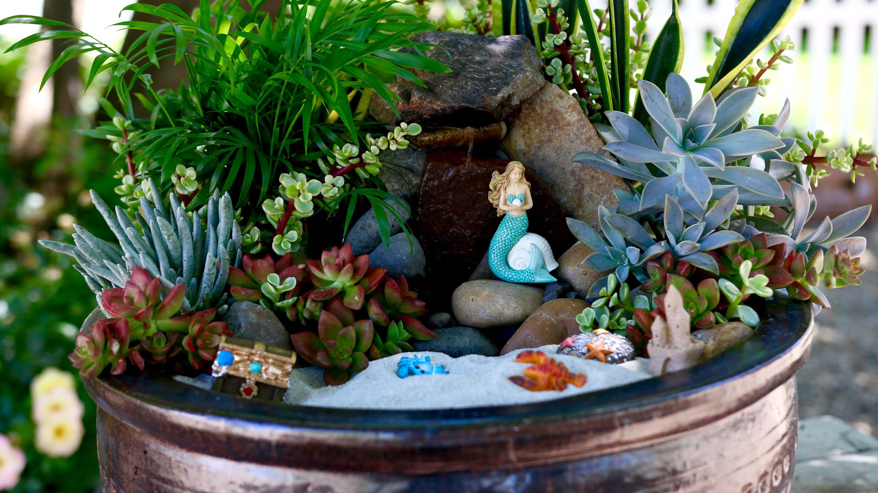 event details - How To Build A Fairy Garden