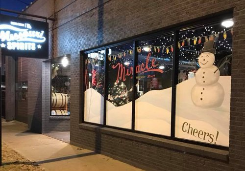 December's Drinking Hole: Miracle on Walnut