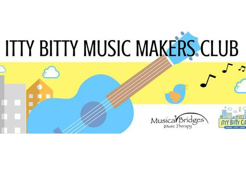 Itty Bitty Music Makers Club