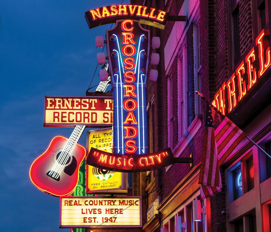 Country Music City Stock Photos Country Music City Stock