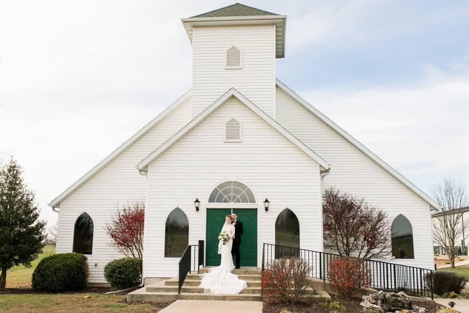 Southern Charm Plantation chapel