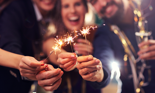 Ring in the New Year in the Ozarks
