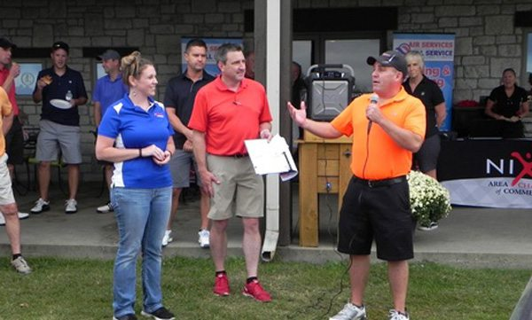Nixa Area Chamber of Commerce Golf Tournament