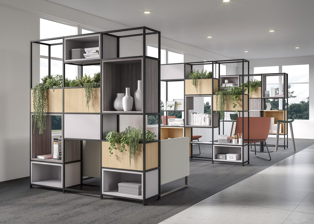 Office ivy on Lochlyn by National Office Furniture
