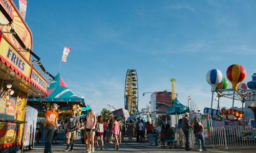 Ozark Empire Fair Rides