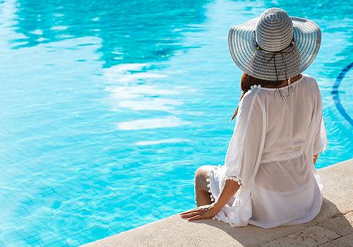 Poolside Yoga & Brunch