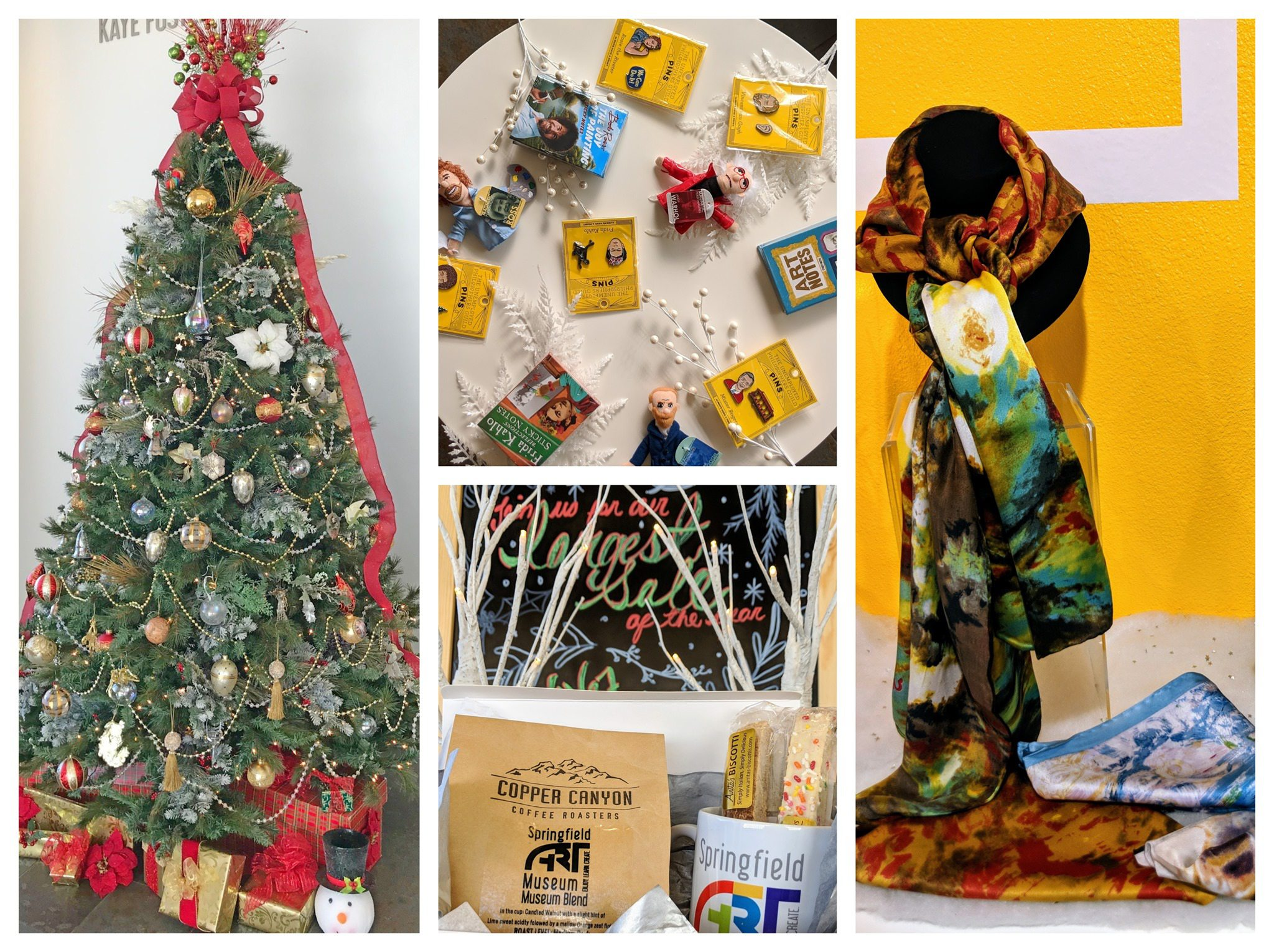 Holiday pop-up market in Springfield, MO