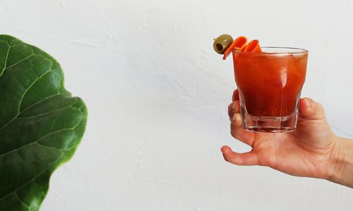 Happy Hour Cocktails at Prairie Pie