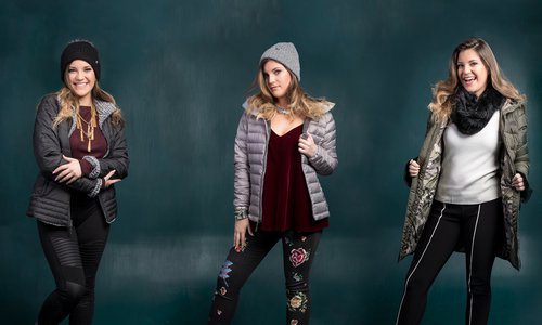 Puff, Puff, Puff it Up with Puffer Coats